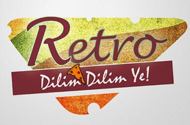 retro, logo tasarım